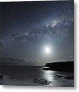 Milky Way Over Mornington Peninsula Metal Print by Alex Cherney, Terrastro.com