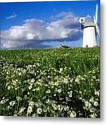 Millisle, County Down, Ireland Metal Print