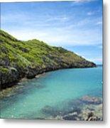 Minamijima Island Metal Print