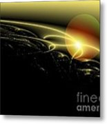 A Star Was Born, From Serie Mystica Metal Print