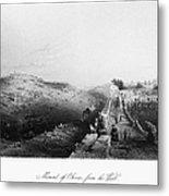 Mount Of Olives Metal Print