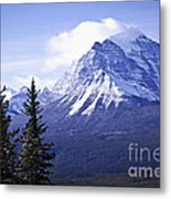 Mountain Landscape Metal Print