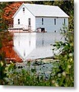 Murrays Mill Catawba North Carolina Metal Print