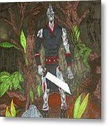 Mutant Beast  Metal Print