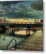 Napanee Harbour  Metal Print