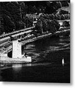 Narrow Water Castle Warrenpoint Metal Print