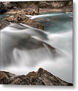 Natural Bridge Yoho National Park Metal Print