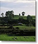 Navan Fort, Co. Armagh, Ireland Metal Print by The Irish Image Collection