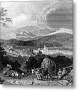 New Hampshire, 1839 Metal Print