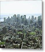 New York City, New York, United States Of America Metal Print