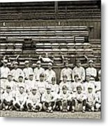 New York Yankees, C1921 Metal Print