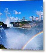 Niagara Waterfalls Metal Print