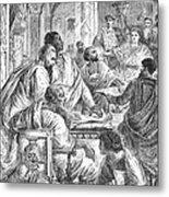 Nicaea Council, 325 A.d Metal Print
