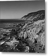 Northern California Coast Metal Print by Twenty Two North Photography