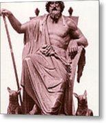 Odin, Norse God Metal Print