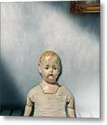 Old Doll Metal Print