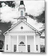 Old Koloa Church Metal Print