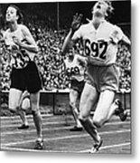 Olympic Games, 1948 Metal Print