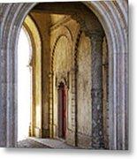 Palace Arch Metal Print
