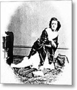 Pauline Cushman (1833-1893) Metal Print