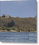 Pendennis Castle  Metal Print