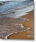 Pictured Rocks National Lakeshore Metal Print