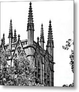 Pinnacles Of St. Mary's Cathedral - Sydney Metal Print