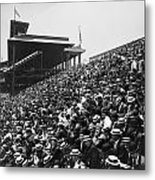 Pittsburgh: Forbes Field Metal Print by Granger