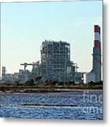 Power Station Metal Print