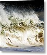 Powered By Nature Metal Print by Cedric Darrigrand