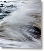 Powerful Metal Print