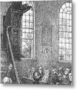 Preacher, 19th Century Metal Print