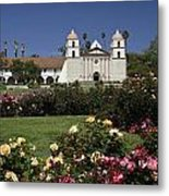 Queen Of The Spanish Missions Metal Print