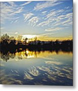 Reflections Metal Print by Brian Wallace