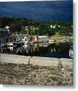 River Barrow, Graiguenamanagh, Co Metal Print