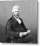 Robert Chambers (1802-1871) Metal Print