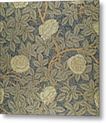 Rose Metal Print by William Morris