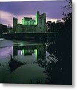 Ross Castle, Killarney, Co Kerry Metal Print