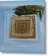 Rowan Of The Island Metal Print