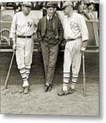 Ruth, Dunn And Bentley Metal Print by Granger