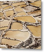 Salt Spring And Incan Metal Print