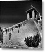 San Francisco De Asis Church Iv Metal Print