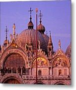San Marco Metal Print