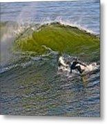 Sc Surfer Metal Print