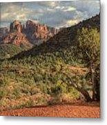 Sedona Red Rock  Metal Print