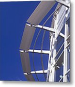 Shopping Centre Architecture Metal Print