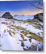 Sierra Nevada Metal Print