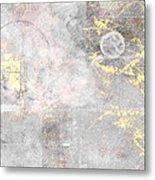 Starlight Mist Metal Print