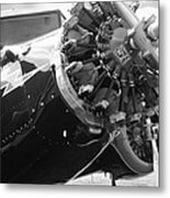 Stinson Tri-motor 1931 Metal Print by Maxwell Amaro