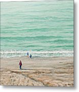 Summer Vacation Metal Print
